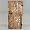 A pine door from around 1800