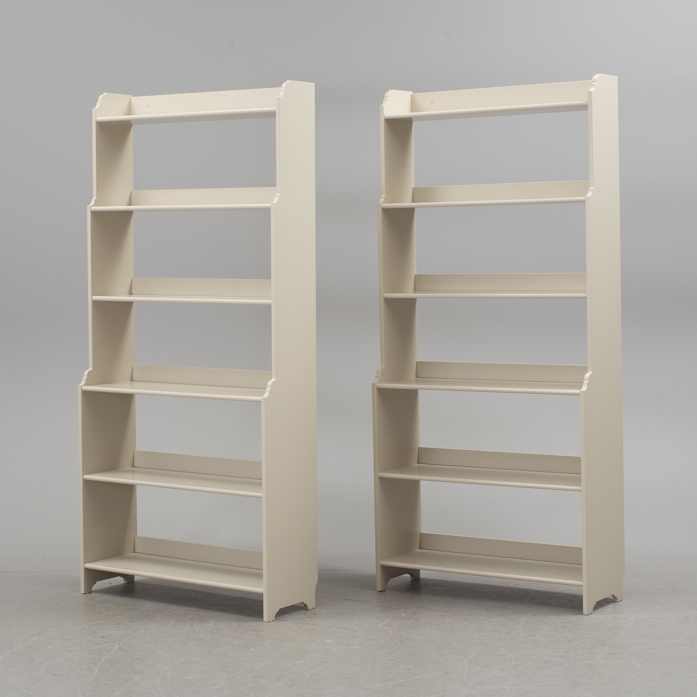 bokhyllor 2 st leksvik ikea bukowskis. Black Bedroom Furniture Sets. Home Design Ideas