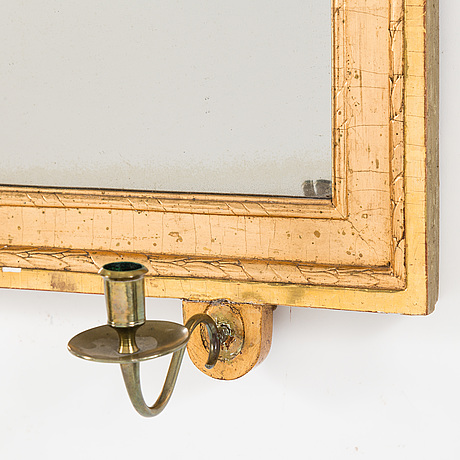 A gustavian wall sconce from around 1800.