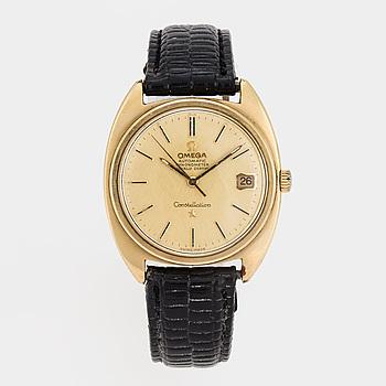 OMEGA, Constellation, Chronometer, armbandsur, 35,5 mm,