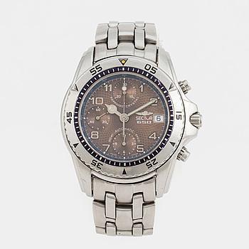 SECTOR, 650, kronograf, armbandsur, 40 mm,