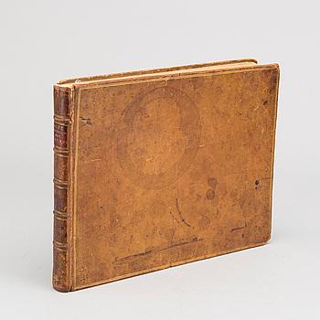 JOHANN ELERT BODE Vorstellung der Gestirne auf XXXIV Kupfertafeln..Berlin and Stralsund: Gottlieb Augsut Lange1782. 1805.