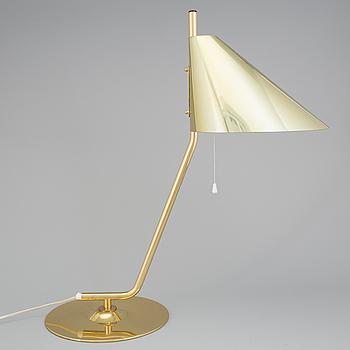 HANS-AGNE JAKOBSSON, bordslampa, Atelje Lyktan, Åhus, 1900-talets andra hälft.
