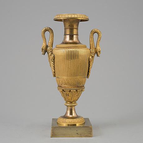 Empire An Empire Ormolu Vase First Half Of The 19th Century