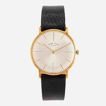 FAVRE-LEUBA, wristwatch, 33,5 mm,
