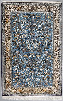 MATTA, möjligen Shahreza, 260 x 163 cm.