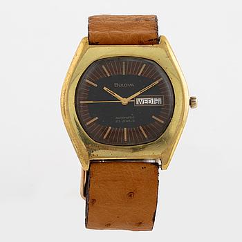 BULOVA, armbandsur, 40 x 36 (42) mm,