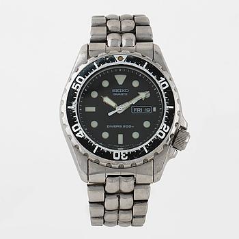 SEIKO, Divers 200m, armbandsur, 42 mm,