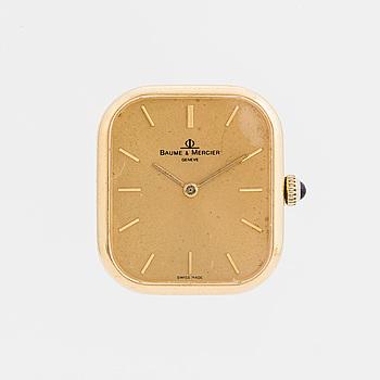 BAUME & MERCIER, armbandsur, 25,5 x 28,5 mm,