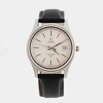 OMEGA, Seamaster Cosmic 2000, armbandsur, 38 mm,