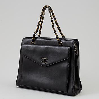 VÄSKA, Chanel, 1997-99.