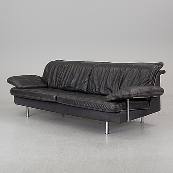 A late 20th century sofa by Dux.