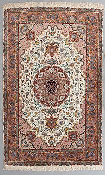 MATTA, Täbris, part silk, ca 305 x 197.