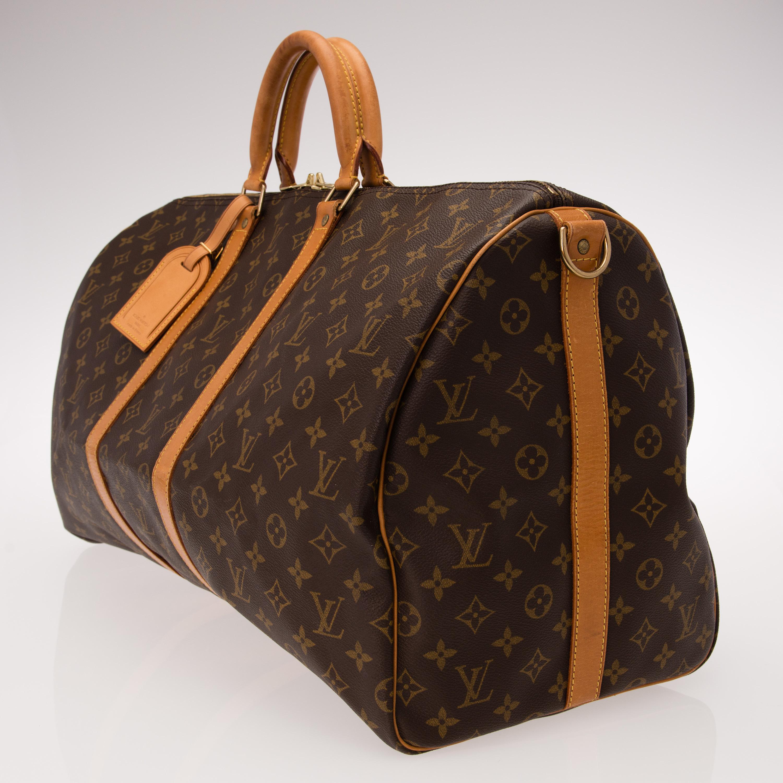 Suosituin Louis Vuitton Laukku : Louis vuitton quot keepall bandouliere laukku bukowskis