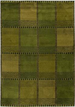 "MARIANNE RICHTER, matta, maskinvävd, ""Alvastra"", serien Östergyllen, ca 278x195 cm."