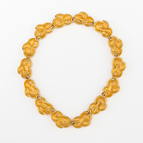 A necklace by fendi