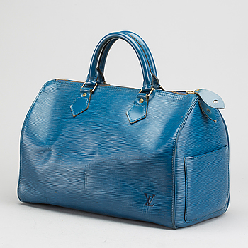 "LOUIS VUITTON, ""Speedy"", väska."