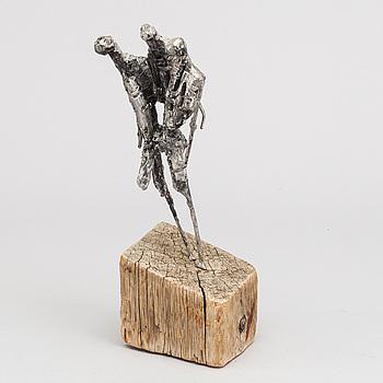 ÅKE LAGERBORG, skulptur signerad och daterad 1962.