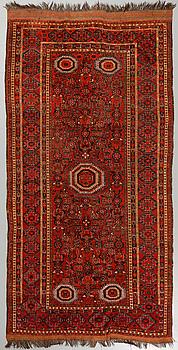 MATTA, Beshir, Turkestan, semiantik/antik, ca 350 x 170 cm.