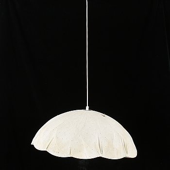 A ceiling lamp by Tore Ahlsén, Gärsnäs, from the latter half of the 20th century, height ca 30 cm.