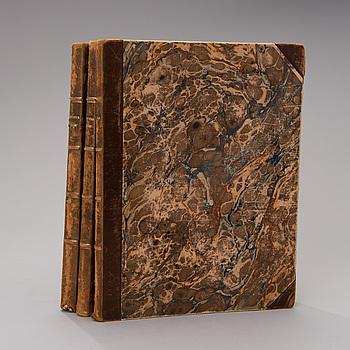 "BÖCKER, vol I-III, ""Svenska fjärilar"", F. Nordström, E. Wahlgren et al., Nordisk Familjebok, Stockholm."