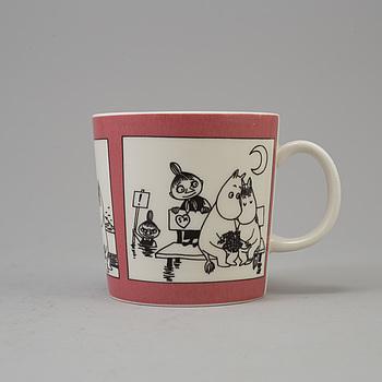 MUMINMUGG, porslin, Moomin Characters, Arabia, Finland, 1990-3.