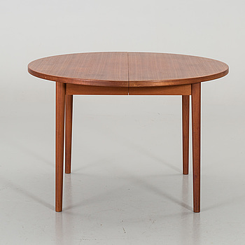 A Troeds mid 20th century dining table.