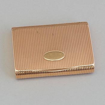DOSA, 14K guld, 1900-talets första hälft.