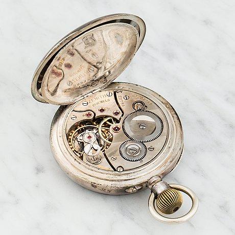 Zenith, pocket watch, 57 mm,