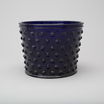 """JOSEF FRANK, ytterfoder av glas, """"Hortus"""", Firma Svenskt Tenn. Troligen 1950-/60-tal."""