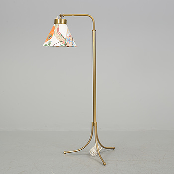 JOSEF FRANK, golvlampa, för Firma Svenskt Tenn, modellnummer 1842, 1900-talets andra hälft.