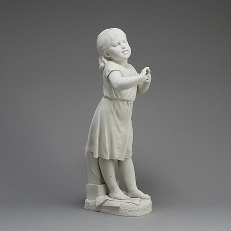 A parian figure, gustafsberg 1903