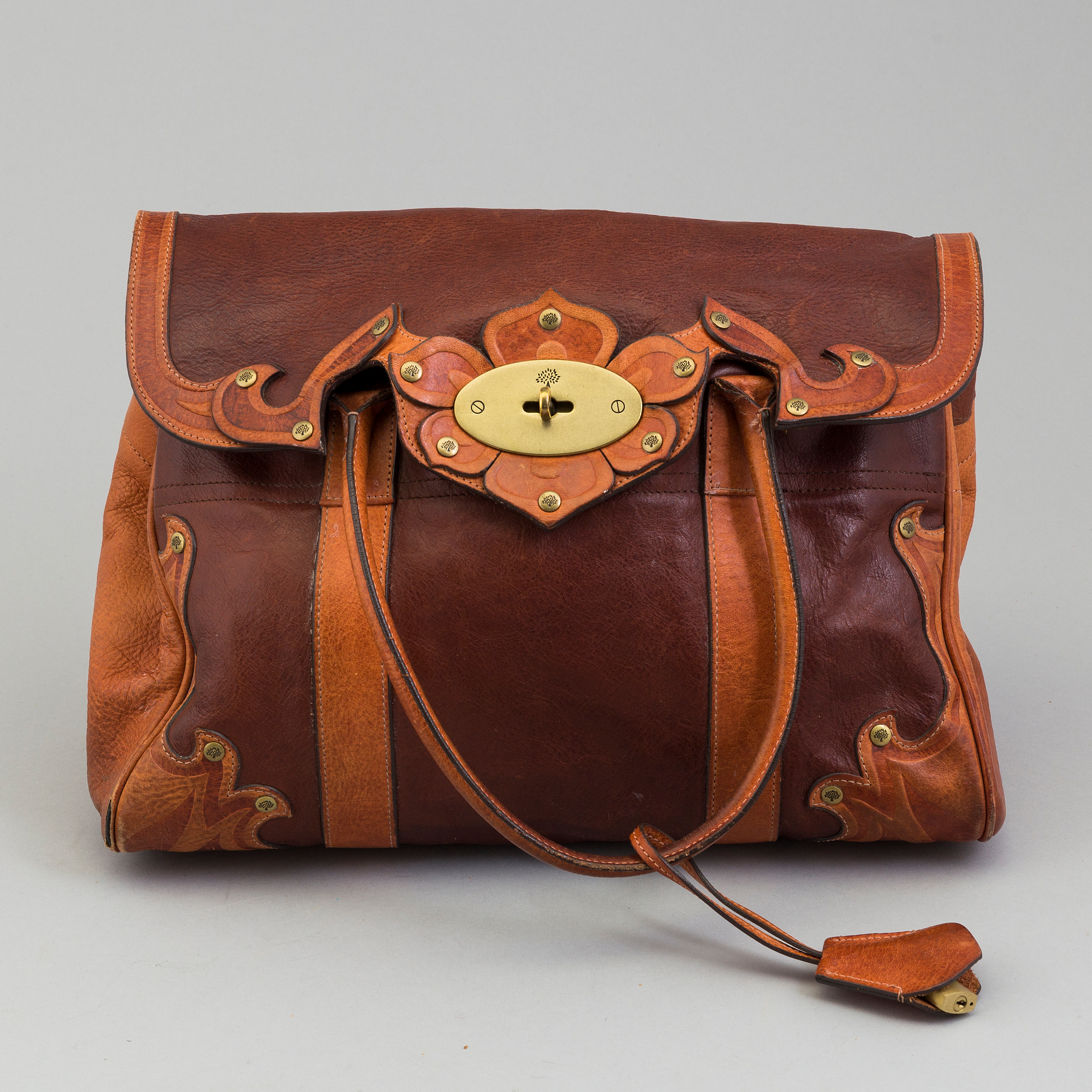 5ca6633c9cc ... sale mulberry a mulberry tooled bayswater limited edition handbag.  bukowskis 339d6 c48f4