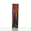 Ercole barovier, an 'oriente' glass vase by barovier & toso, murano, italy, probably 1940's.