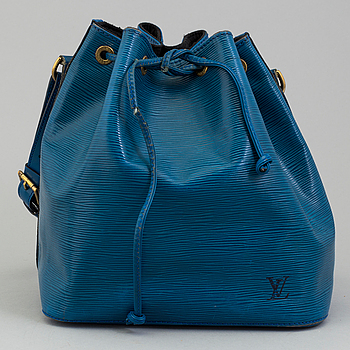 "VÄSKA, ""Noé Epi"", Louis Vuitton."