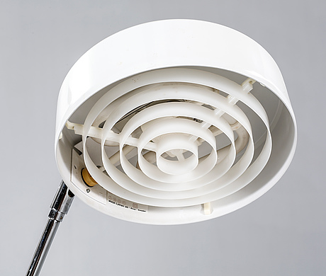 A floor lamp, modell 591 simris/olympia, by anders pehrson, ateljé lyktan.