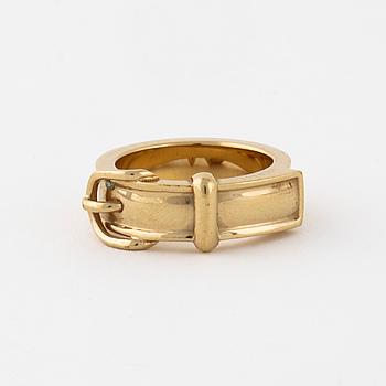 RING/SCARFRING, Hermès.