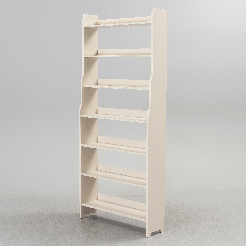 """BOKHYLLA,""""Ekolsund"""", IKEA, ur IKEA s 1700 talsserie, 1900 talets andra hälft Bukowskis"""