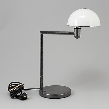"""a """"Bill"""" table light by Per Sundstedt."""