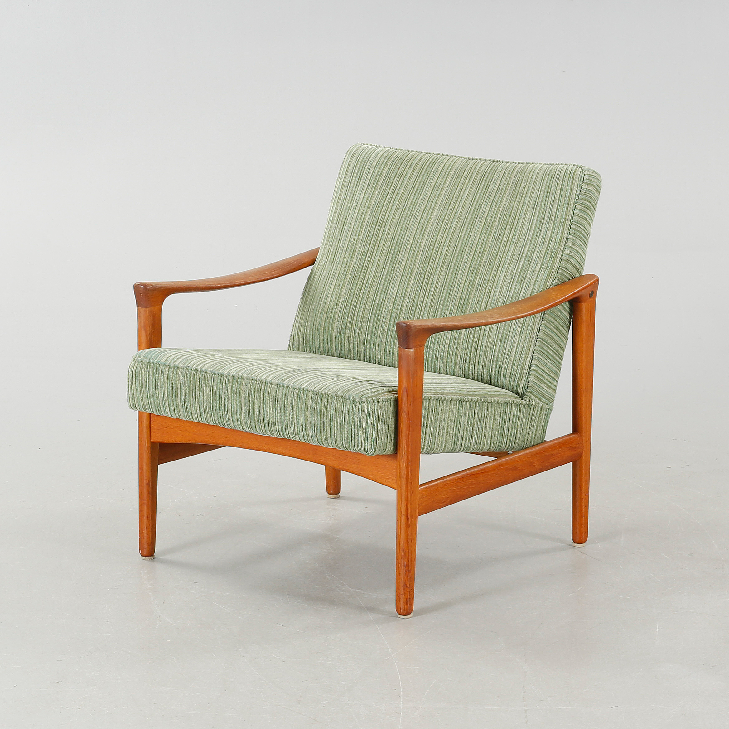 "INGE ANDERSSON, fåtölj,""Oslo"", Bröderna Andersson, Ekenässjön, modell formgiven 1960 Bukowskis"