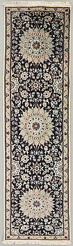 MATTA,  Nain, old part silk, ca 286x82 cm,