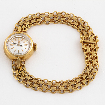 OMEGA, armbandsur, 17 mm,