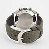 Omega, speedmaster professional, chronograph, wristwatch, 42 mm,