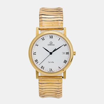 OMEGA, De Ville, Classic, armbandsur, 32,5 mm,