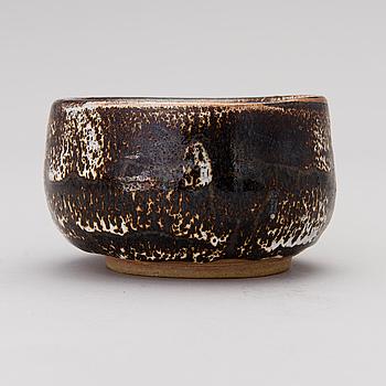 MICHAEL SCHILKIN, SKÅL, keramik, signerad.
