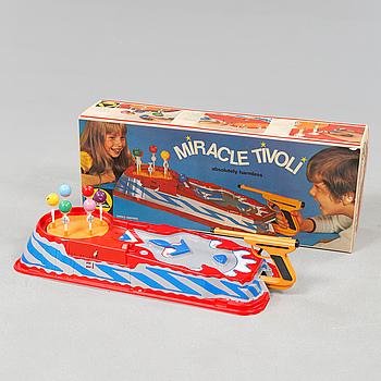 """SPEL, """"Miracle Tivoli"""", Technofix, 1970-tal."""