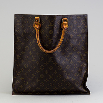 "VÄSKA, ""Sac Plat"", Louis Vuitton."