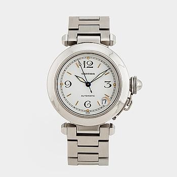 CARTIER, PASHA C, armbandsur, 35,5 mm,