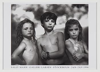 UTSTÄLLNINGSAFFISCH, Sally Mann, 1996.
