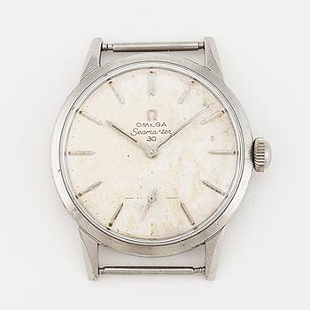 OMEGA, Seamaster 30, armbandsur, 35 mm,